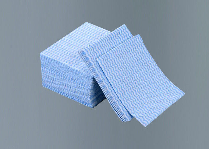 Heavy Duty  Stain Remover Wipes All Purpose Cleaning Wipes 35x50cm Antibacterial Harmless